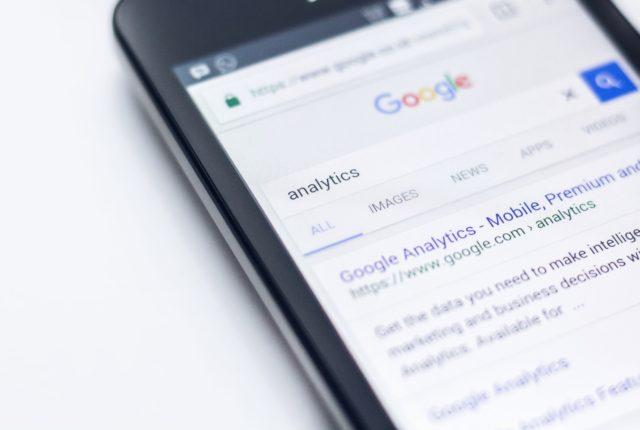 Googleモバイル検索結果表示内容の画像サムネイル使用増加の記事にアイキャッチ画像