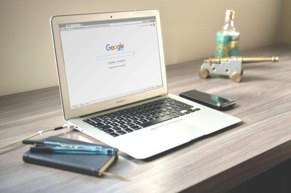 Googleがアイコン付きの新しい検索メニューを発表