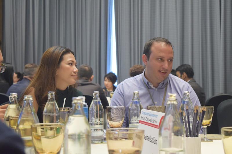 タイのデジタルマーケティング戦略のワークショップ