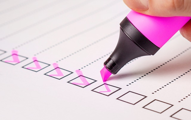 アンケート回答率を向上させる5つのヒント