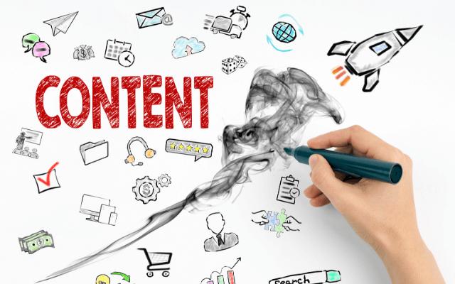 マーケティング担当者の45%が、キャンペーンの半数以上がコンテンツドリブンであると回答