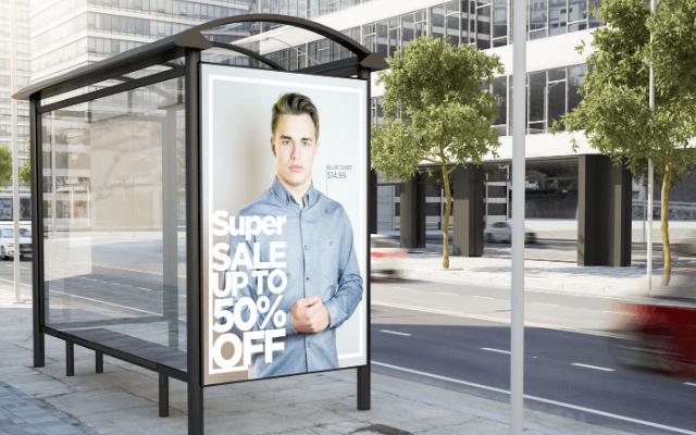 世界の広告支出の減少