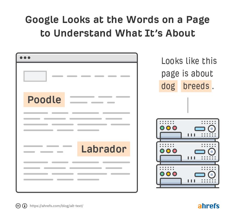 複数のキーワードから意味を理解