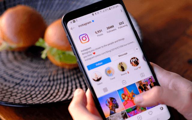 Instagramの利用増加