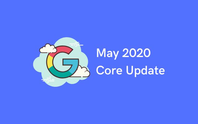 2020年5月コアアップデート(May 2020 Core Update)