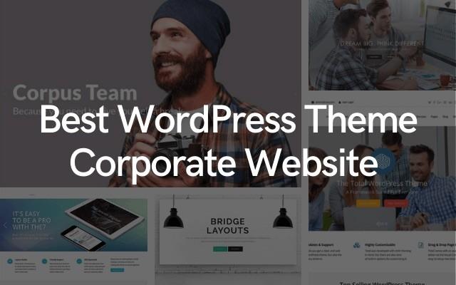 【45選】超おしゃれなWordPressコーポレートサイトテーマ集|企業サイトやビジネスサイト構築におすすめ!【日本版&海外版】
