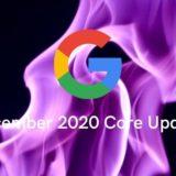 December 2020 Core Update