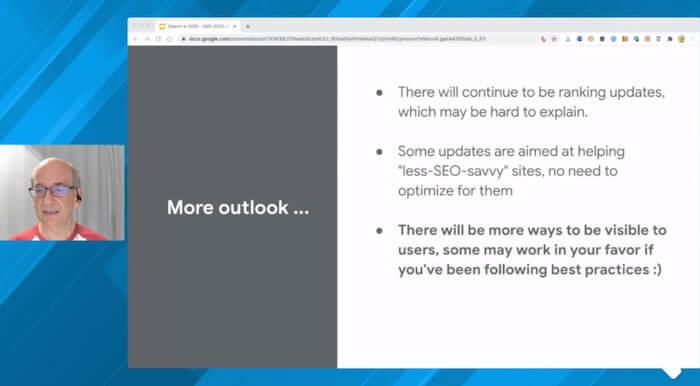 Google ジョン・ミューラー氏、2021年のGoogle SEOについてアドバイス
