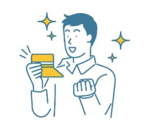 joinの支払いサイトは一般的な当月末締め、翌月25日支払いです。