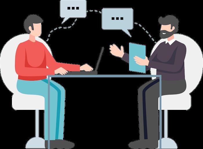 アガルート「広告・マーケティング WEBマーケティング講座」のおすすめの学習方法|④職場の上司や周りの人間と意見交換をしてみる