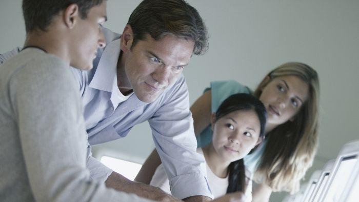 メリット③:スキルが身につきやすい体系的な学習カリキュラムがある