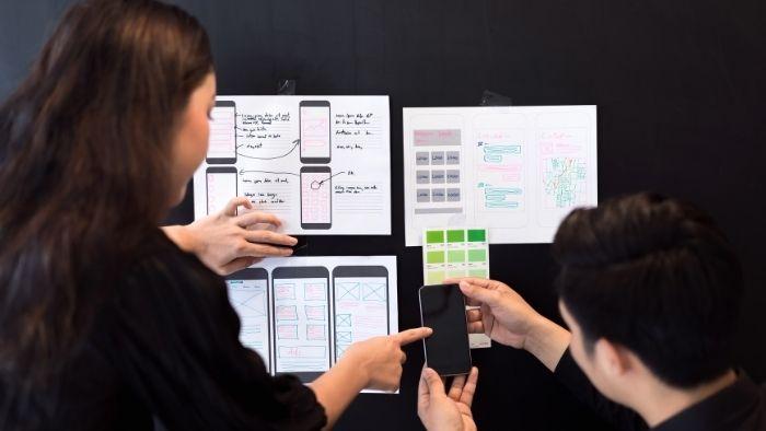 デザイン、UIUXの知識|Webデザイナーに必要な知識・スキル・マインド