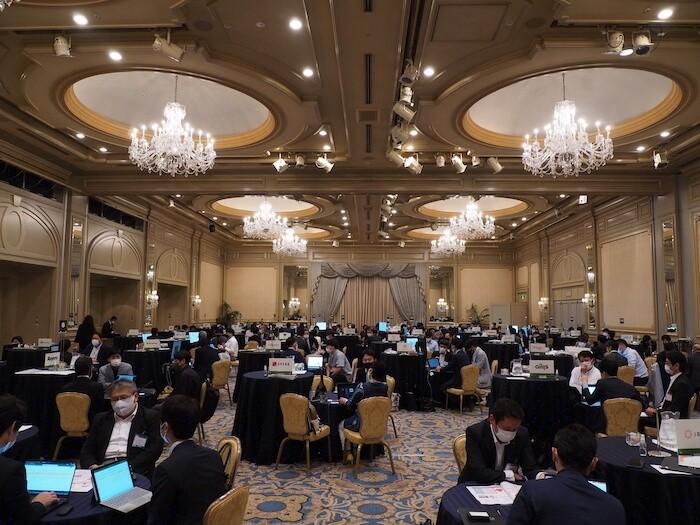 CMO Japan summit 2021 H2 2021年10月5・6日(火・水)|ホテル椿山荘東京