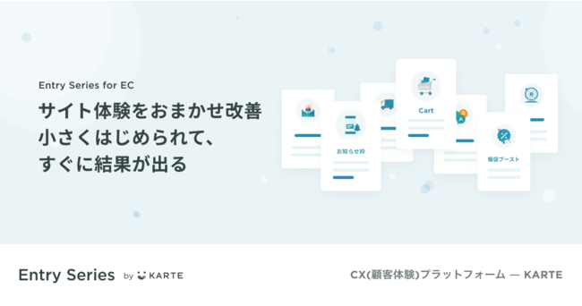 KARTE Entry Series