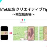 TikTok広告クリエイティブTips